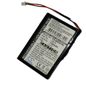 GPS batteri Blaupunkt DSNA001, 2000 mAh
