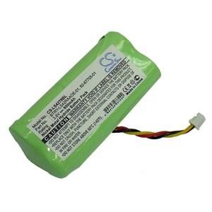 Scanner handdator batteri Symbol MC30, 800 mAh