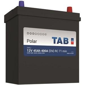 45 Ah Startbatteri TAB, NS60LS
