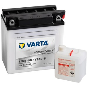 Batteri Varta YB9L-B
