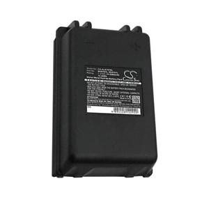 Kranbatteri Autec MH0707bL 7,2v, 2000mAh