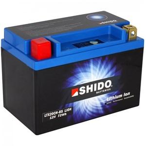 Batteri LTX20CH-BS LION