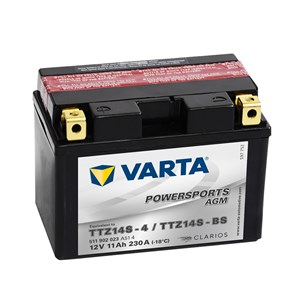 Batteri Varta YTZ14-BS