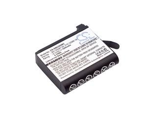 GPS batteri Garmin Virb Ultra,  1000mAh