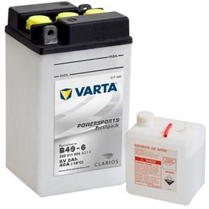 Batteri Varta B49-6