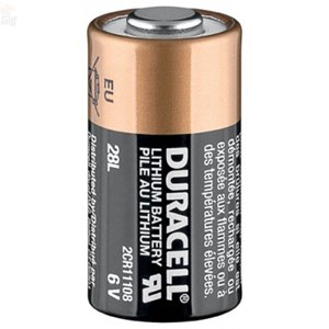 Stavbatteri Li-ion 6v 1-p