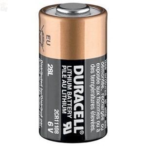 Stavbatteri Duracell Litium 6v 1-p