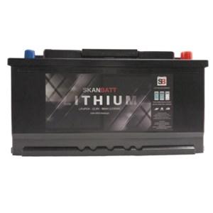 Batteri Lithium 12V, 96Ah