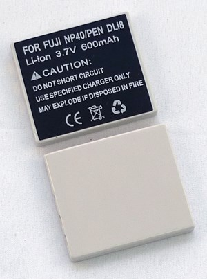 Fujifilm NP-40   Pentax