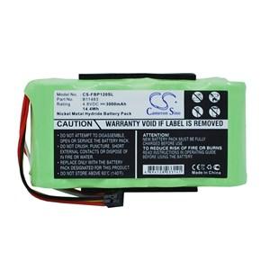 Batteri till Fluke 123