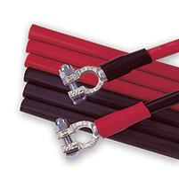 Krympslang för poler Röd 6-p