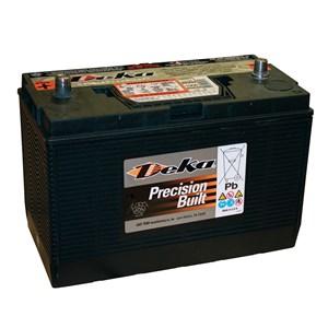 Startbatteri Deka