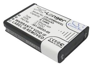 GPS batteri , 2000 mAh