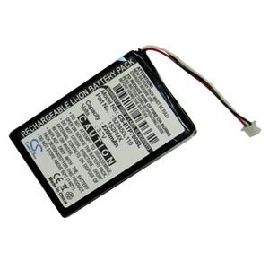 GPS batteri Blaupunkt TravelPilot 700, 2200 mAh
