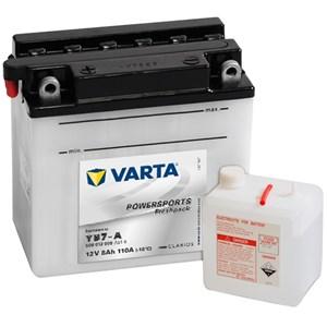 Batteri Varta YB7-A