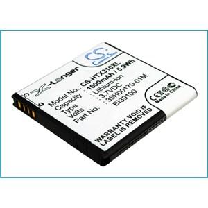 HTC PDA Batteri BI39100, 1600 mAh