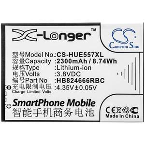 Batteri router Huawei HB824666RBC, 2300 mAh