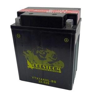 Batteri  YTX14AHL-BS, EBX14AHL-BS