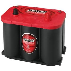 50Ah Startbatteri Optima(RT R 4.2) Redtop