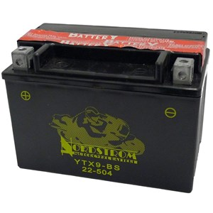 Batteri  YTX9-BS