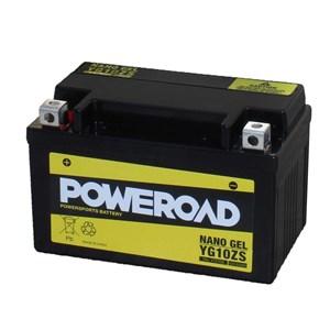 Batteri  YG10ZS gel slutet