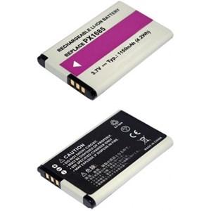 Kamerabatteri Toshiba PX1685E-1BRS 1050mAh