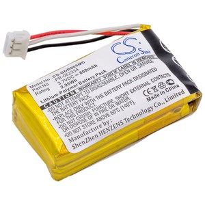 GoPro batteri
