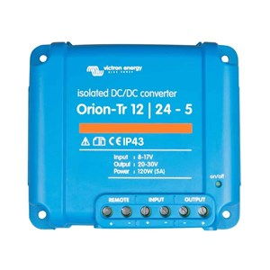 Victron Orion-Tr 12/12-9A Isol DC/DC converter