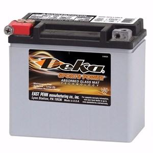 Batteri Deka ETX12