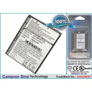 Samsung SGH-G810, 1000 mAh