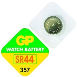 Knappcellsbatteri  SR44W