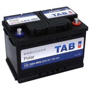 74 Ah Startbatteri TAB, S74H