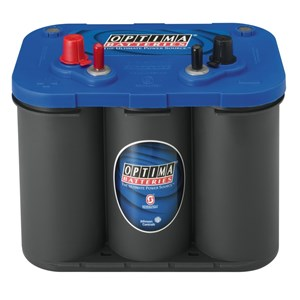 50Ah Start batteri Optima(BT SLI 4.2) Blue Top