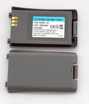 Sony J5 650mah