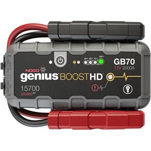 Startbooster Genius 12 V 2000 A