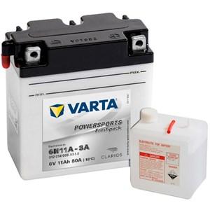Batteri Varta 6N11A-3A