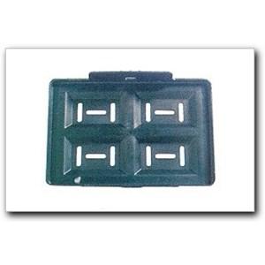 Batteriplatta 75Ah