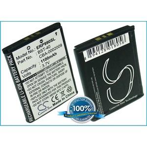 Sony Ericsson P1, BST-40