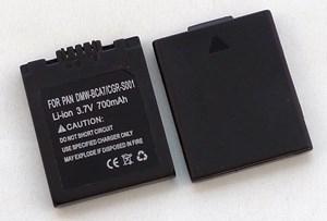 Panasonic CGA-S001E, DMW-BCA7