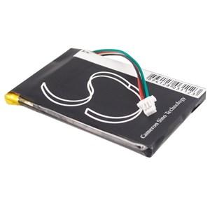 GPS batteri Garmin 361-00019-12, 1250 mAh