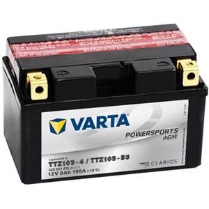 Batteri Varta TTZ10S-BS