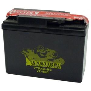 Batteri  YTR4A-BS