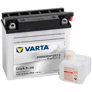 Batteri 12N5.5-3B