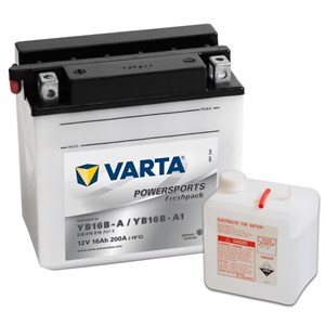 Batteri Varta YB16B-A