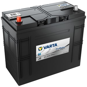 125 Ah Startbatteri Varta Promotive HD black, J2