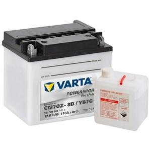 Batteri Varta YB7C-A