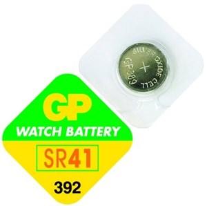 Knappcellsbatteri  SR41W