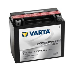 Batteri Varta YTX20L