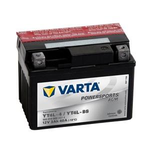 Batteri Varta YT4L-BS