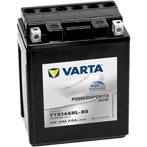 Batteri Varta YTX14AHL-BS